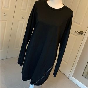 by the way. Sweater Zip Dress
